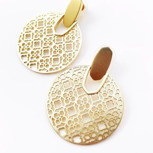 Kendra Scott Didi in Gold Filigree